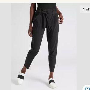 NWOT Athleta Skyline Black Lightweight Pants